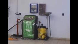 Montáž, servis, plnění, čištění, dezinfekce autoklimatizace Kroměříž