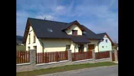 Stavby výstavby realizace dřevostavby nízkoenergetické domy na klíč Liberecký kraj