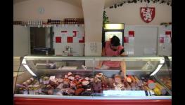 Řeznické výrobky vlastní výroby, maso, uzeniny, zabijačkové speciality Otice, Opava