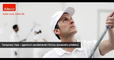 Agenturní zaměstnávání vám rychle zajistí kvalitní záskok - Praha