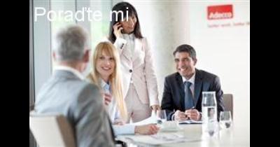Personální poradenství v personální agentuře ADECCO v Praze