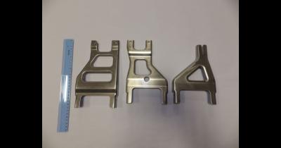 Výroba výlisků z ocelového, hliníkového a nerezového plechu