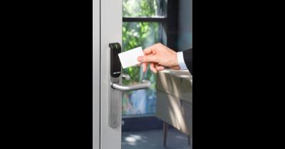 Bezdrátové zámky Aperio - technologie pro zamykání dveří od společnosti Assa Abloy