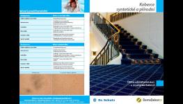 Čištění a ochrana vinylových podlah, linolea, kaučuku i koberců