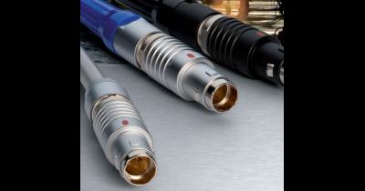 Průmyslové konektorové systémy vysoké kvality od firmy Inotec Electronics