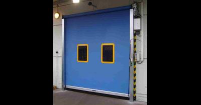 Průmyslová vrata – dodávka, montáž, záruční i pozáruční servis