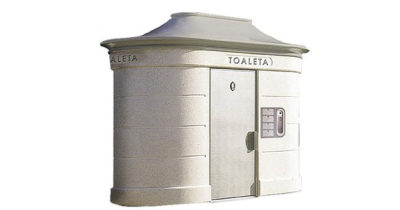 Veřejné automatické toalety prodej Slaný – komfortní a odolné proti zničení