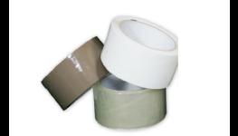 Průmyslové papírové a plastové lepicí pásky - transparentní, barevné, s bezpečnostním potiskem