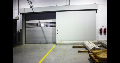Protipožární uzávěry - odolné a bezpečné požární vrata do průmyslových objektů