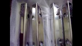 Elektrochemické leštění, povrchové úpravy kovů