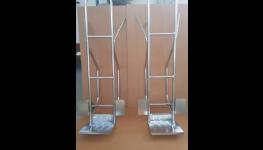 Povrchová úprava legovaných antikorozních ocelí - obnova pasivní vrstvy
