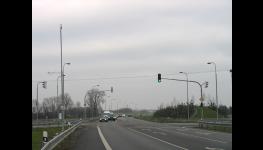 Ocelové sloupy veřejného osvětlení a venkovního osvětlení vysoké kvality