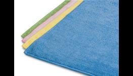 ZVG utěrky z mikrovlákna pro profesionální suché i mokré čištění