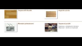 Flexibilní designové desky s širokým využitím, prodej flexible wood