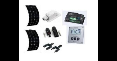 Příslušenství, solární panely, vysokokapacitní baterie pro karavany, obytné automobily - eshop, prodej, montáž, servis