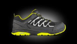 Zimní pracovní boty, pracovní obuv kotníková, holeňová, polobotky, outdoorová obuv