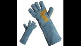 Gumové, kožené, textilní i svářečské pracovní rukavice - široký výběr z mnoha provedení