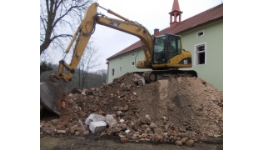 Autodoprava: odvoz odpadu, přeprava sypkých materiálů Mladá Boleslav