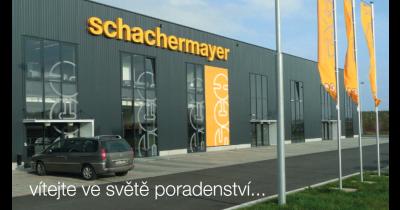 Vše pro bydlení, stavbu i výrobu od jednoho dodavatele Schachermayer, spol. s r.o.