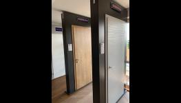 Dveře Hörmann včetně doplňků nově v showroomu ZAHRADNÍK PARKET