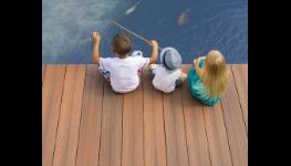 Venkovní terasové podlahy EasyDeck odolají všem nepříznivým vlivům