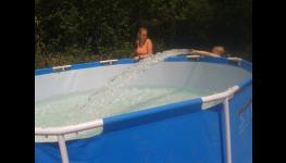 Napuštění bazénů, rozvoz vody do bazénů Praha