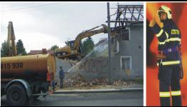 Bezpečnostní služba - ochrana vašeho majetku proti zlodějům i požáru Praha