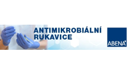 Antimikrobiální rukavice zajišťují efektivní prevenci nozokomiální nákazy