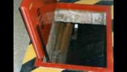 Nerezové skluzavky a tobogany pro dětská hřiště,  výroba nerezových a hliníkových konstrukcí Třebíč