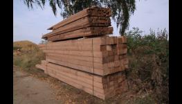 Kvalitní stavební řezivo  - fošny, trámy, hranoly, latě i desky