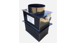 Lapače tuku - lapoly pro odloučení tuků a olejů z odpadních vod pro restaurace, hotely i školy