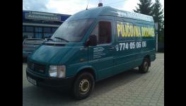 Akce na profesionální hloubkové čištění, mytí interiéru auta