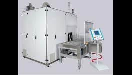 Výkonné zařízení pro odmašťování a čištění dílů znečištěných olejem, emulzemi