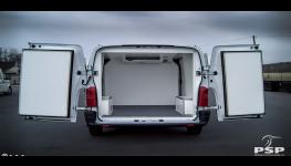 Panely pro skříňové nástavby nákladních automobilů na míru