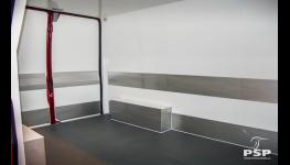 Sendvičové panely pro nákladní automobily