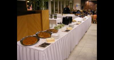 Catering pro rodinné oslavy, rauty, plesy, firemní školení