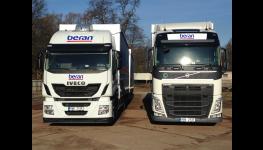 Mezinárodní spedice a autodoprava do Anglie