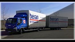 Autodoprava Beran – spedice Španělsko, Portugalsko