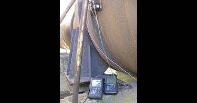 Měřící technika: Průtokoměr i laserové zaměřování
