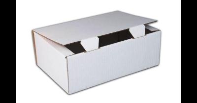 Zásilkové obaly - papírové poštovní krabice, tubusy, kartonové obálky