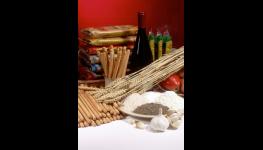 Jemné a křupavé tyčinky Grisinni - výroba italských tyčinek z tradičního kynutého těsta