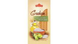 Grahamové tyčinky - mlsejte zdravě křupavé tyčinky, které chutnají každému!