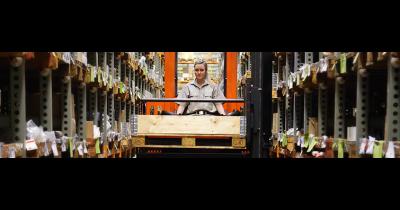 Prodej manipulační techniky Toyota Rudná u Prahy -  pro všechna průmyslová odvětví