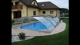 Levné bazénové sety a zastřešení za výhodné ceny, Praha