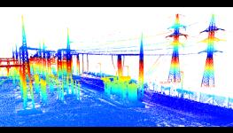 Laserscanning - moderní 3D laserová technologie pro zaměření budov, objektů a trafostanic