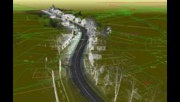 Laserové skenování mostních  konstrukcí a inženýrských staveb - inženýrská geodezie