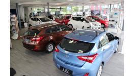 Autorizovaný prodej Hyundai i20 s bohatou výbavou - profesionální autosalón