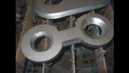 Formování výpalků na pálicích strojích, tryskání a lakování povrchu