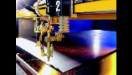 Výroba, příprava výpalků o síle 1-200 mm