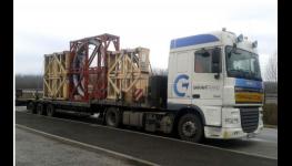 Rychlá a promyšlená přeprava nadrozměrných nákladů – to je GARANTRANS